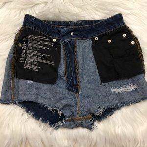 BDG Shorts - BDG Urban Outfitters Jean Shorts high raise 25